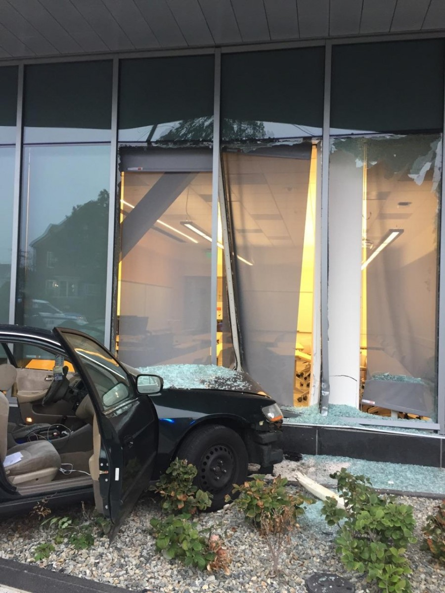 Multiple charges filed after rogue vehicle crashes into for Motor vehicle lowell ma