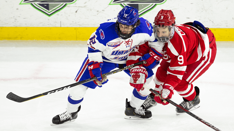 River Hawks fall to Terriers, eliminated from Hockey East