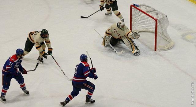 River Hawks slated to play Vermont in Hockey East