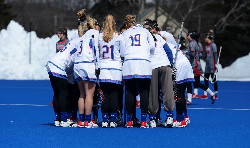 Women's lacrosse taking positives out of 9-7 loss to UMBC ...
