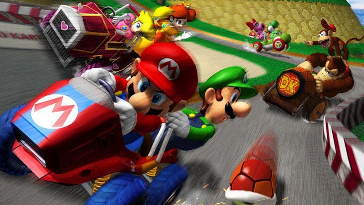 Classic Game Review Mario Kart Double Dash The Connector