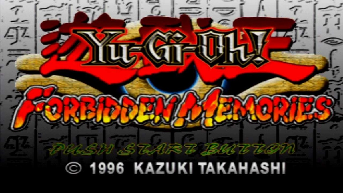 Classic game review: 'Yugioh: Forbidden Memories' | The Connector
