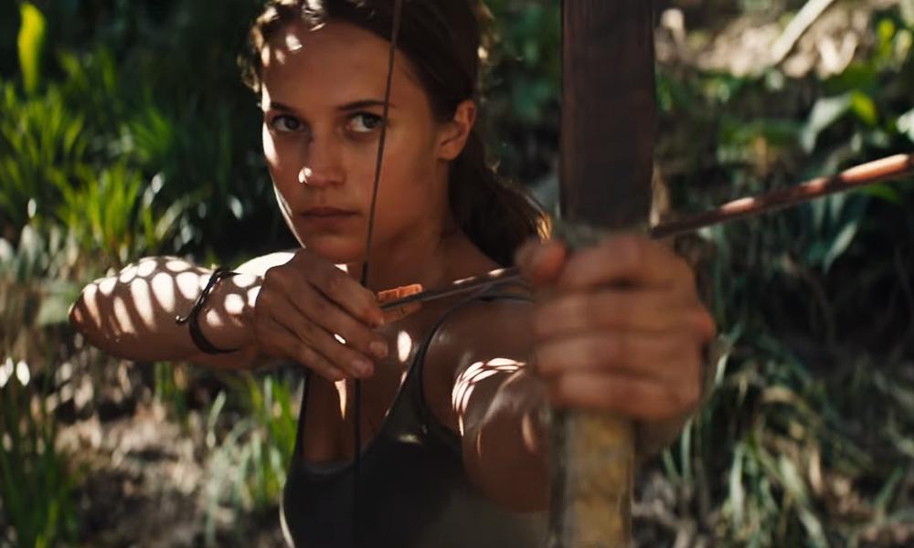 Image result for tomb raider 2018 movie pics